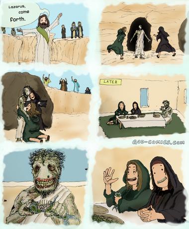 Laz' al Ghoul